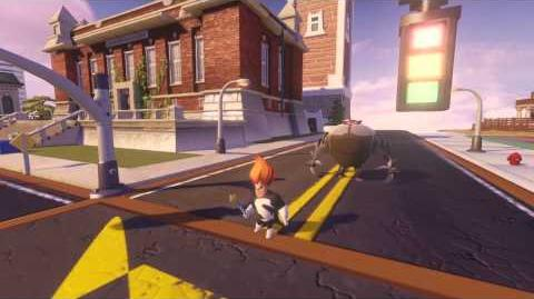 DISNEY INFINITY How to Spawn Enemies