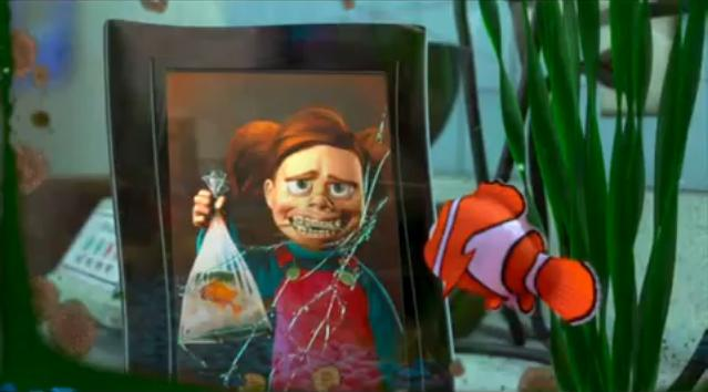 finding nemo braces girl Darla sherman is the main antagonist from disney/pixar's 2003 film finding nemo darla sherman is the main little girl with red hair, purple shirt and braces.