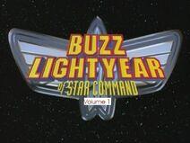 Buzz Lightyear of Star Command- Volume 1 VHS