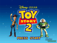 Toy Story 2 video game