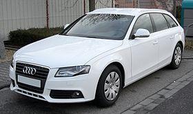 File:280px-Audi A4 B8 Avant front 20090324.jpg
