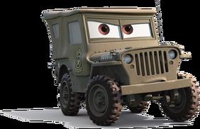 Sarge cars