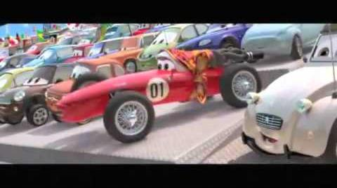 "Cars 2 ""60-Seconds"" State Farm Sweepstakes Tv Spot"