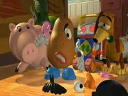 Toy Story Hey! Wach it!!