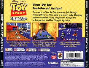 Toy Story Racer-back