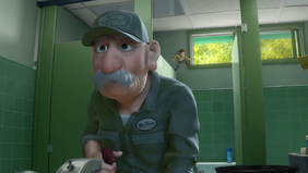 Mr Tony-Janitor-Toy Story 3