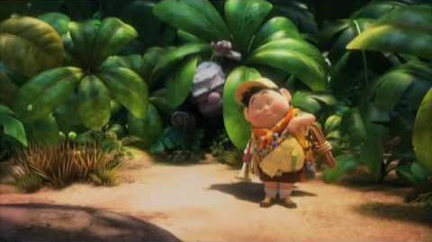 Disney Pixar's Up - Upisode 1