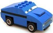 Lego Rod Torque Redline