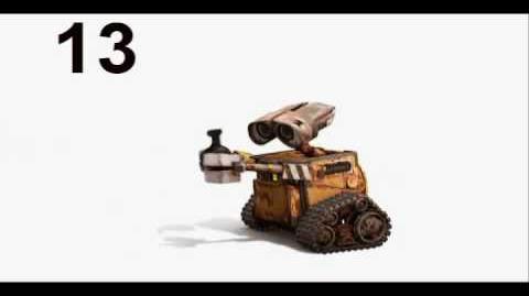 WALL-E Vignettes