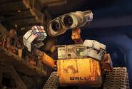 Wall-E Cubecolors