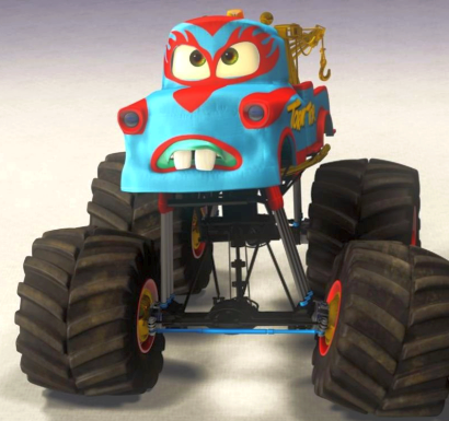 File:410px-Mater monster truck mater new paint job.png