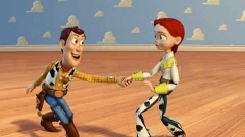 Disney Channel Czech - Ident Toy Story 2