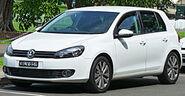 250px-2009-2011 Volkswagen Golf (5K) 118TSI Comfortline 5-door hatchback (2011-11-08) 01
