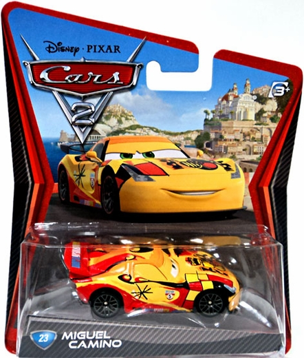 Image s1 miguel pixar wiki fandom powered by wikia - Coloriage cars 2 miguel camino ...