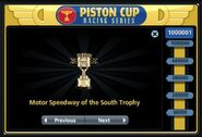 Motor Speedway of the South Cup