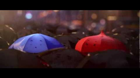 Film Clip 'The Blue Umbrella'