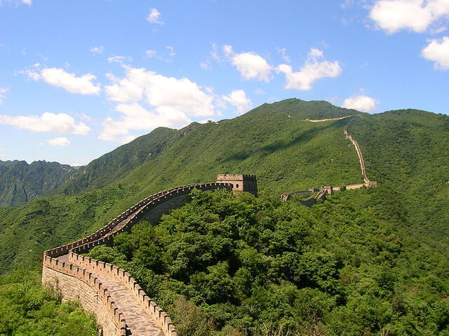 File:Great Wall of China July 2006.JPG