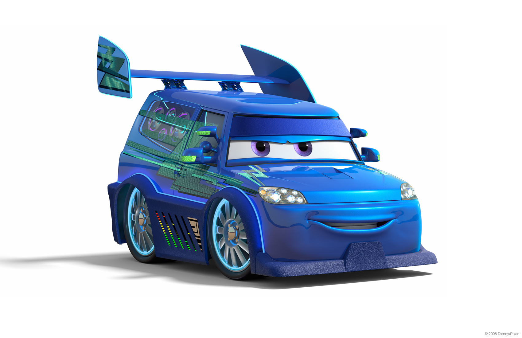 dj pixar cars wiki fandom powered by wikia. Black Bedroom Furniture Sets. Home Design Ideas