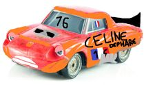 Diecast Hot Rod Celine Dephare