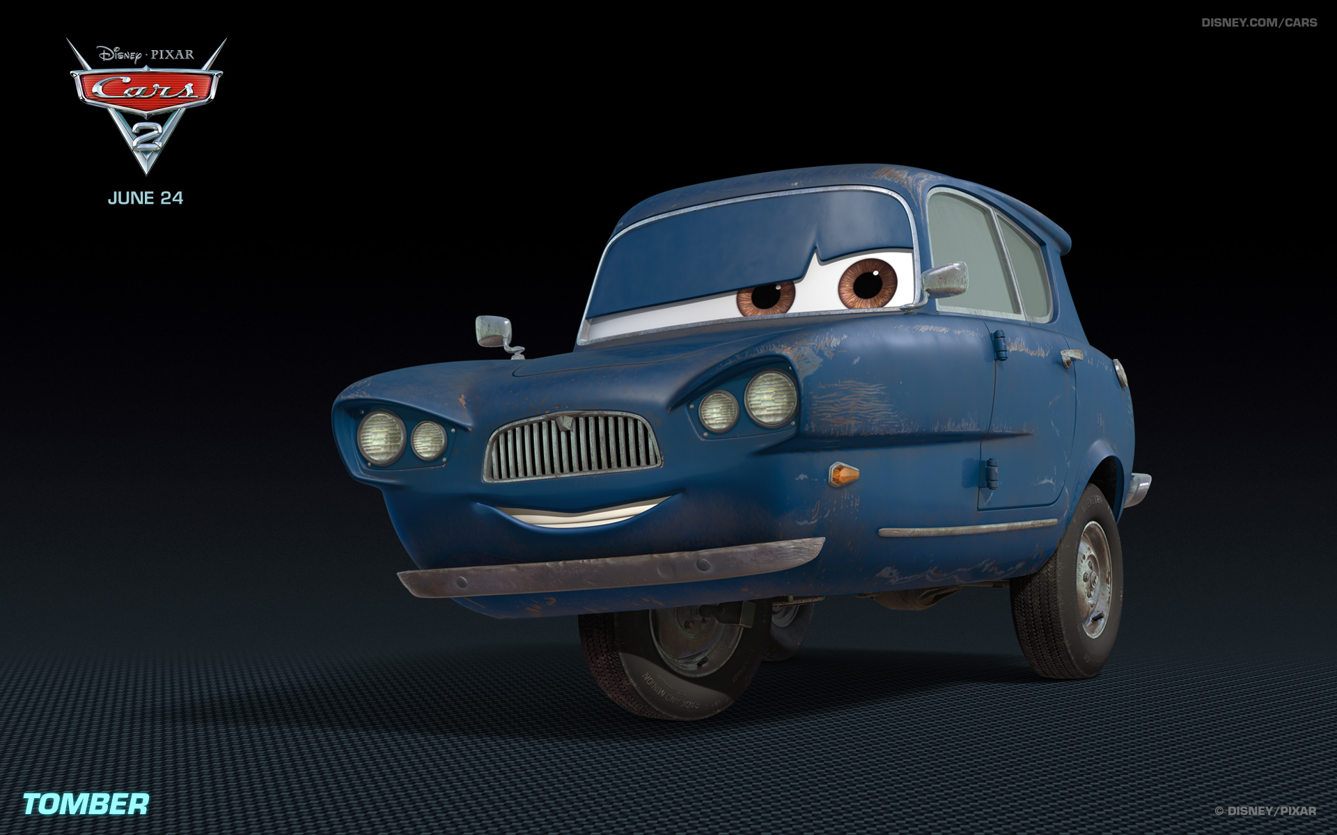 Car Names That Start With J >> Tomber | Pixar Cars Wiki | Fandom powered by Wikia