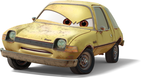 Cars  Fred Pacer