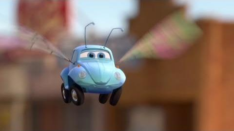 Tales From Radiator Springs - Bugged