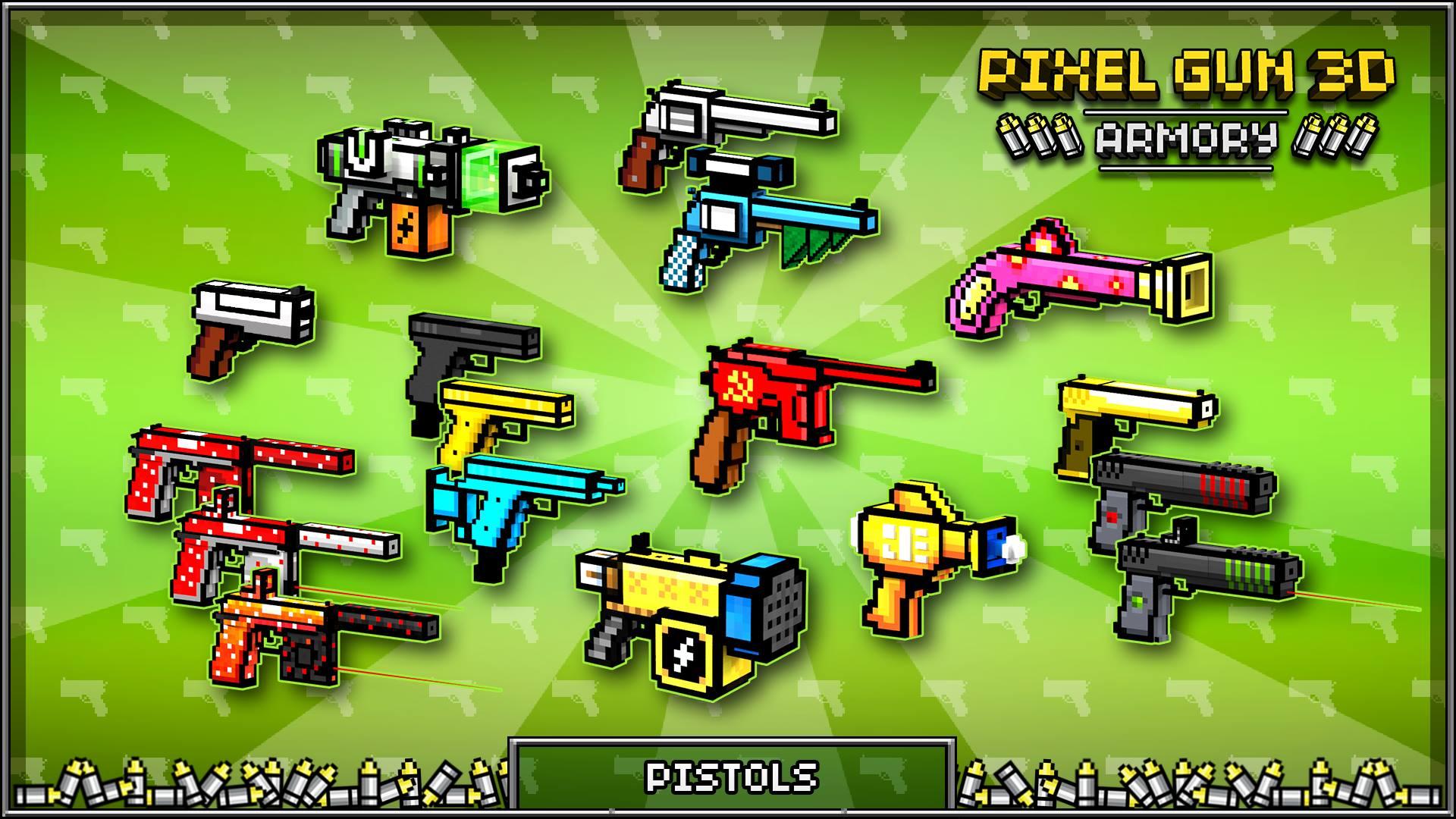 Pixel Gun 3D для android - PDAlife ru