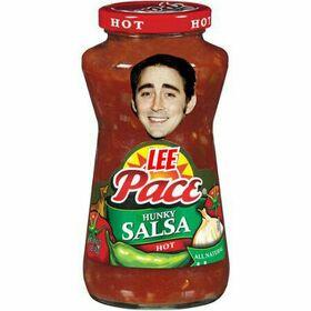 Lee Pace salsa