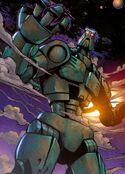 Comic Great Spirit Teridax on Bara Magna.jpg