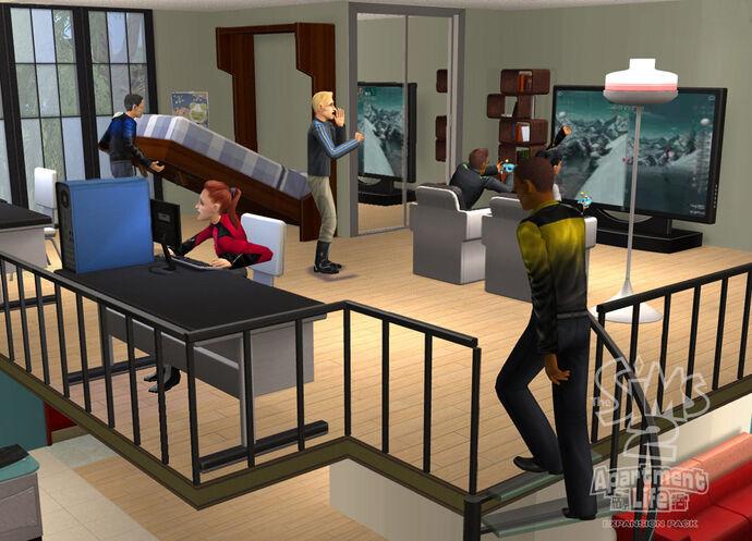 The Sims 2: Osiedlowe życie