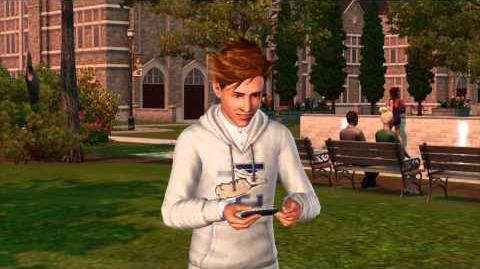 The Sims 3 Studenckie życie - wideo premierowe