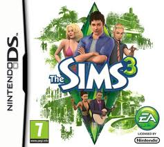 The Sims 3 (Nintendo DS). Okładka.jpeg