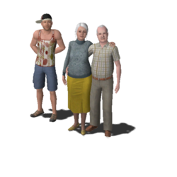 Clavell Family (The Sims 3).png