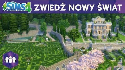 Oficjalny zwiastun The Sims 4 Spotkajmy się Zwiedź nowy świat
