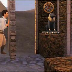 Sekretne drzwi