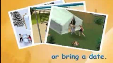 The Sims Wakacje - oficjalny zwiastun