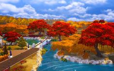 Jesien w the sims 4 mod.jpg