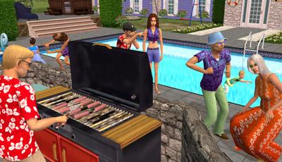 The Sims 2: Rozrywka Rodzinna