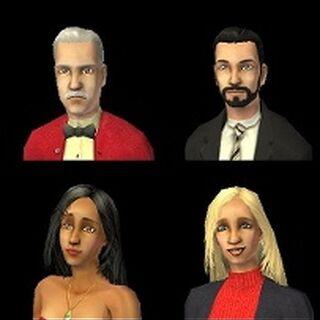 Ukazanie podobieństw między rodziną Ćwir, a Sęk