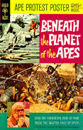 Beneath the Planet of the Apes comic adaptation