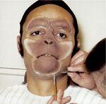 Sal Mineo makeup