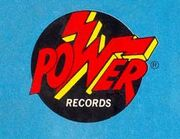Power Records logo