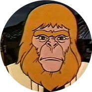 Zaius (Animated)