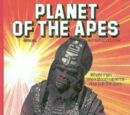 Brown & Watson 'Planet of the Apes' Annual, 1977