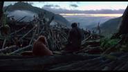 Caesar & Maurice in Ape Village
