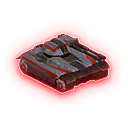 Red Prowler Chasis Lights