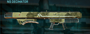 Palm rocket launcher ns decimator