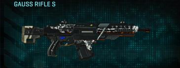 Snow aspen forest assault rifle gauss rifle s