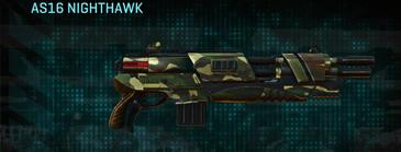 Temperate forest shotgun as16 nighthawk