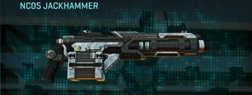 Rocky tundra heavy gun nc05 jackhammer